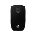 HP Z3200 mice RF Wireless Optical 1600 DPI Black
