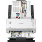 Epson DS-410 600 x 600 DPI ADF + Manual feed scanner Black,White A4