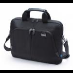 "Dicota D30990 notebook case 35.8 cm (14.1"") Briefcase Black"