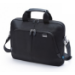 Dicota 14.1-Inch Top Loading Lockable Cushioned Notebook Briefcase - Black - (D30990)