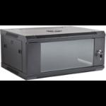 Adastra 953.518UK rack cabinet 18U Freestanding rack Black