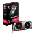 MSI GPU AMD RX5700 XT Gaming X 8G Fan