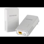 Netgear Powerline 1200 1200 Mbit/s Ethernet LAN White 2 pcs