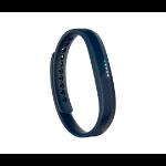 Fitbit Flex 2 Pulsera de actividad Marina LED