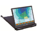 "Austin Hughes Electronics Ltd RP-117 + e-resisitive USB Touch Screen 17"" 1280 x 1024pixels Black 1U rack console"