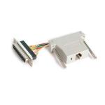 StarTech.com Adapter DB25F to RJ45F Gray