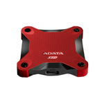 ADATA SD600 256GB 256GB Red