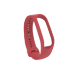 TomTom Touch Strap | Coral Red - Small