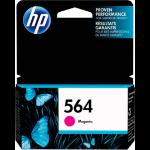 HP 564 Magenta Original Ink Cartridge
