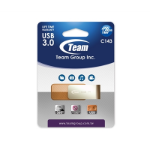 Team Group C143 128GB USB 3.0 Silver/Bronze USB Flash Drive