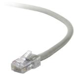 Belkin UTP CAT5e 10 m networking cable Grey U/UTP (UTP)