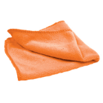 Nobo 1905328 cleaning cloth Microfiber Orange 1 pc(s)
