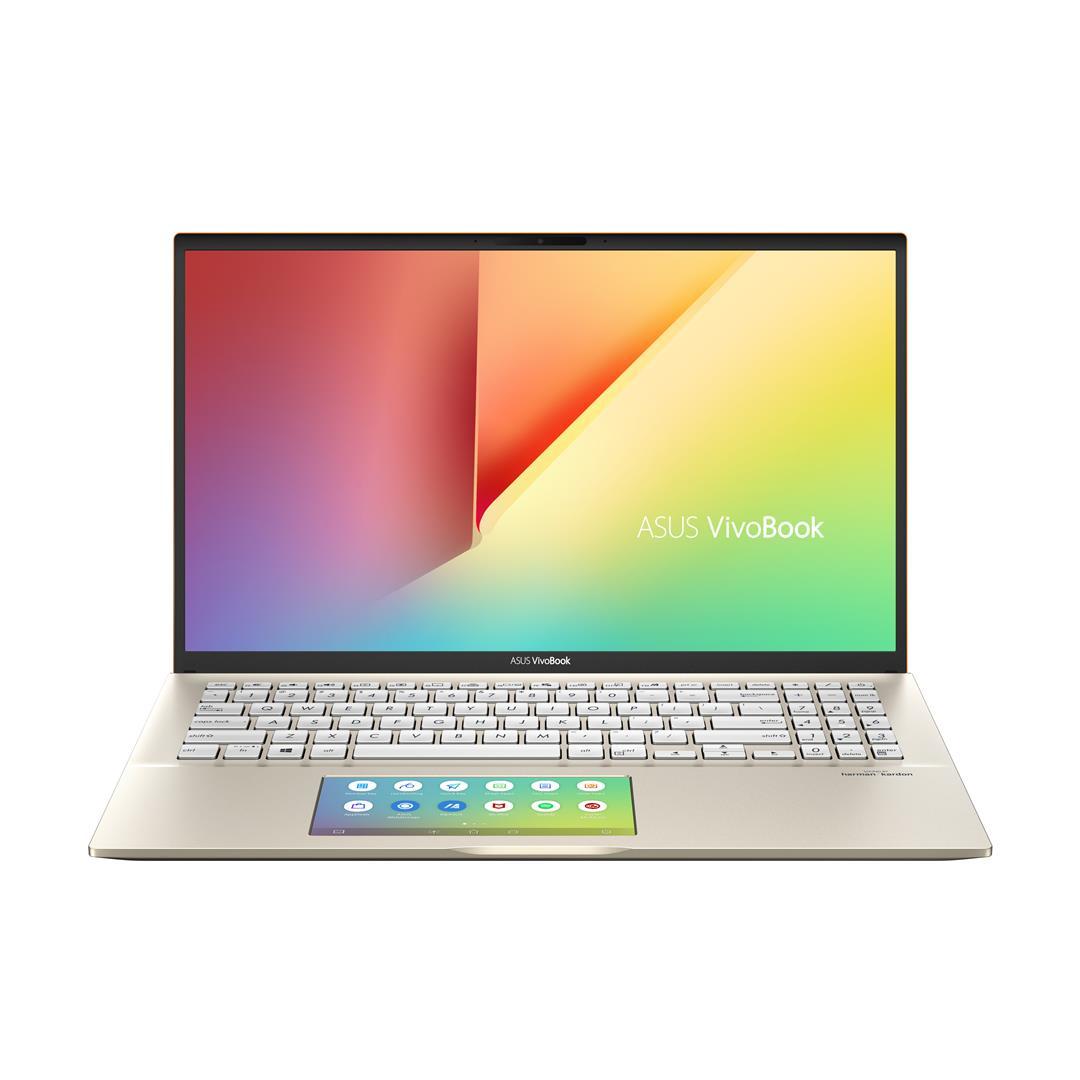 ASUS VivoBook S15 S532FA-BQ062T notebook Gold,Green 39.6 cm (15.6