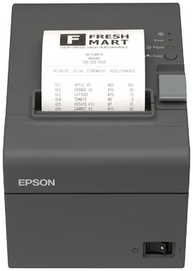 Epson TM-T20II (007) Thermal POS printer 203 x 203 DPI