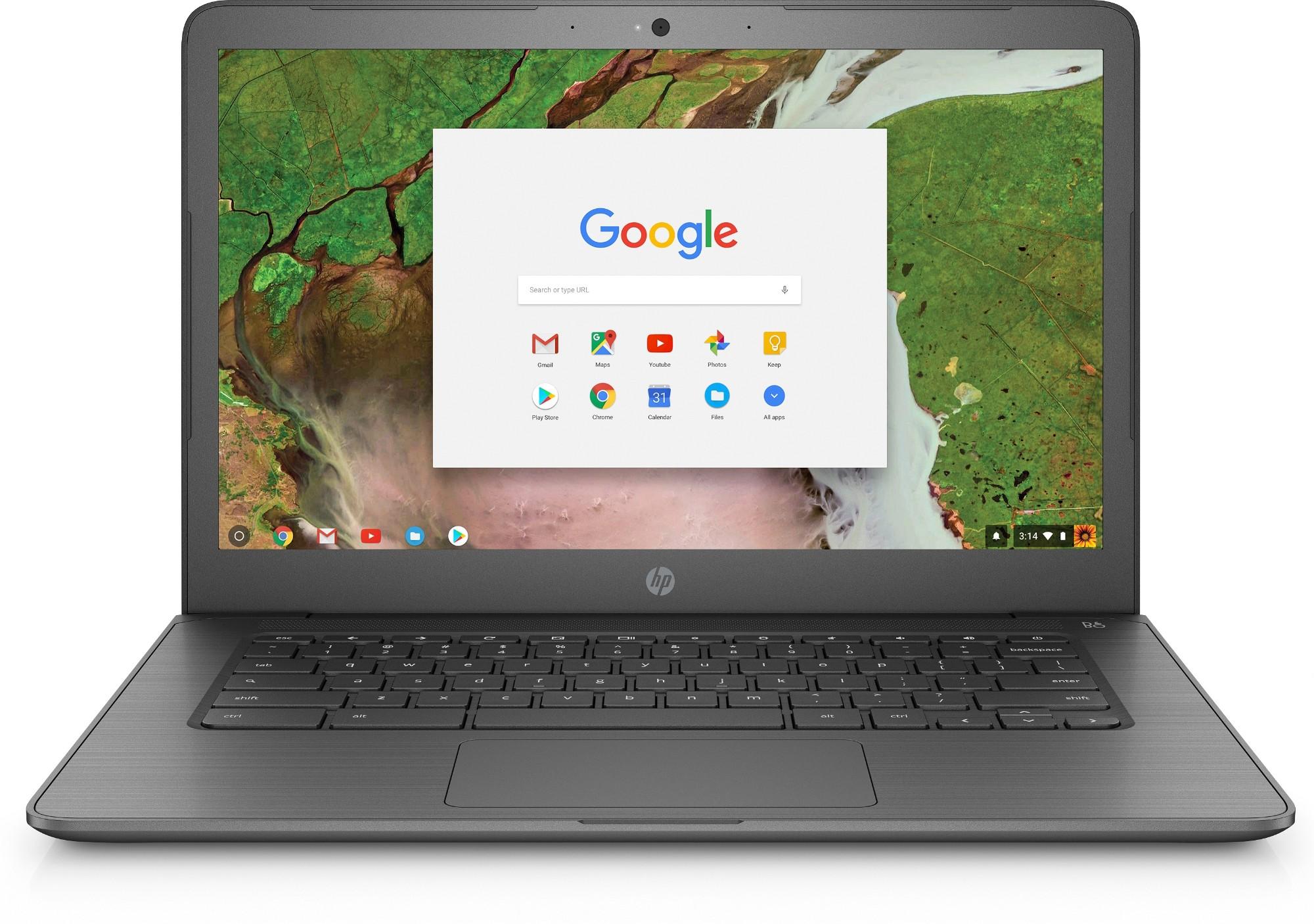 HP Chromebook 14 G5 Bronze 35.6 cm (14