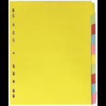 Elba 100080807 Multicolour 10pc(s) divider