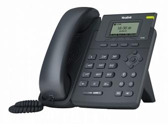 Yealink SIP-T19P E2 IP phone Black Wired handset LCD