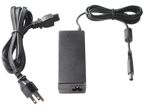 HP 90W Smart AC Adapter power adapter/inverter Indoor Black