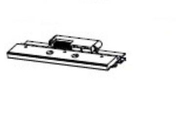 Zebra P1083320-010 cabeza de impresora Transferencia térmica