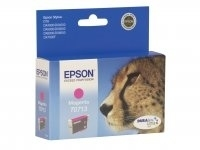 Epson Singlepack Magenta T0713 DURABrite Ultra Ink C13T07134010