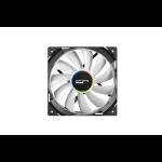 CRYORIG QF120 Silent Computer case Fan 12 cm Black, White