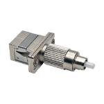 Tripp Lite T020-001-SC10G FC/SC 1pcs Silver fiber optic adapter