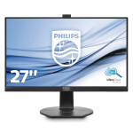 Philips P Line 4K UHD LCD monitor with PowerSensor 272P7VPTKEB/00