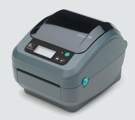 Zebra GX420d labelprinter Direct thermisch 203 x 203 DPI