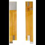 MicroSpareparts Mobile MSPP70650 Flat cable Orange