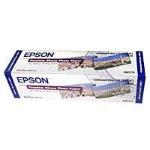 Epson Premium, 329mm x 10m, 255g/m² Fotopapier Weiß Glanz