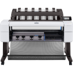 HP Designjet T1600dr large format printer Thermal inkjet Color 2400 x 1200 DPI A0 (841 x 1189 mm) Ethernet LAN