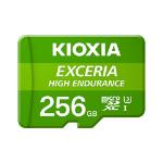 Kioxia Exceria High Endurance memory card 256 GB MicroSDXC Class 10 UHS-I