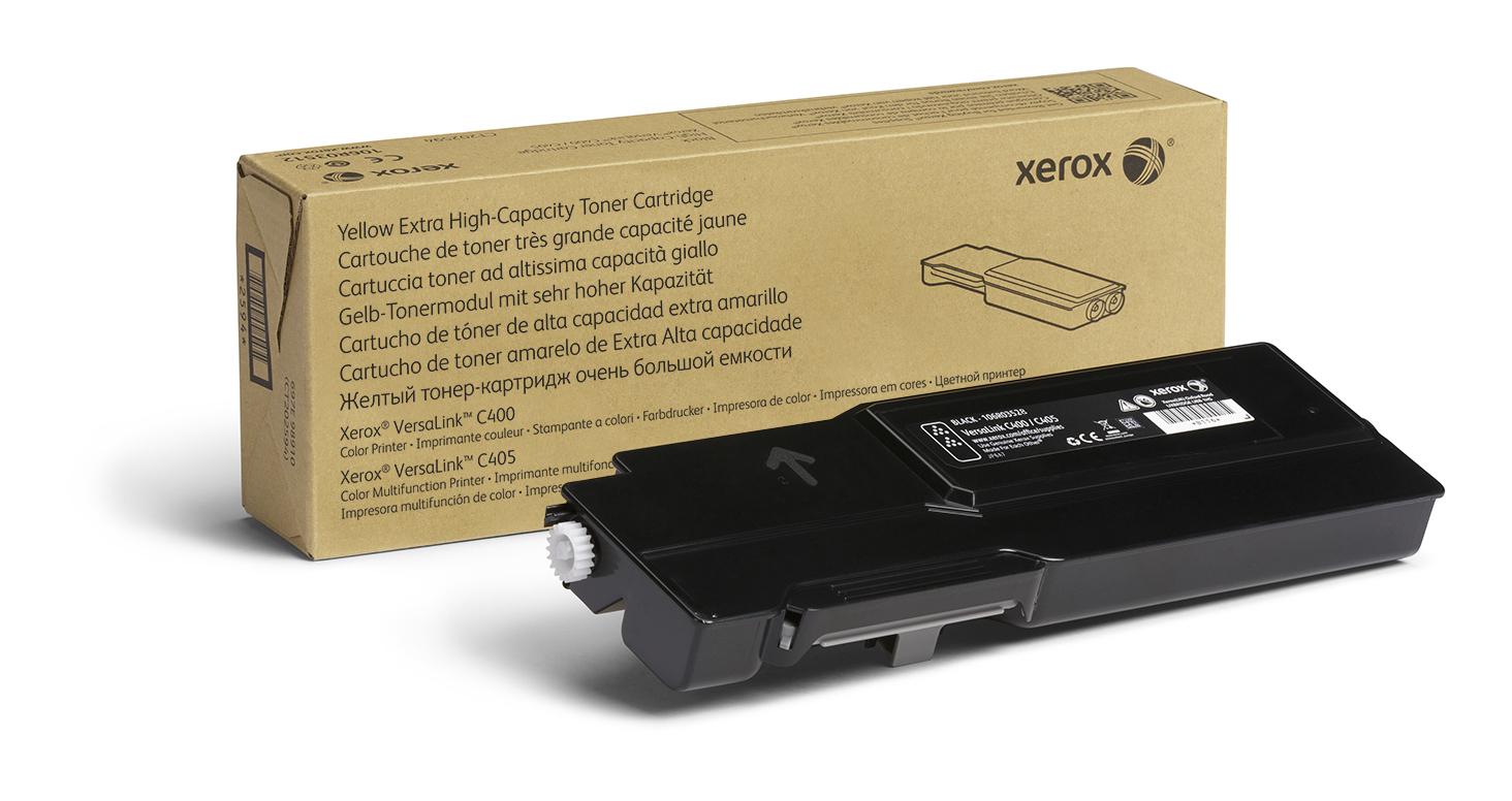 Xerox VersaLink C400/C405 cartucho de tóner negro de capacidad máxima (10500 páginas)