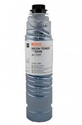 Ricoh Toner Type 3210D Black Laser toner 11000pages Black