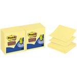 Post-It R330 SUPR STICKY Z-NOTES YLW PK12