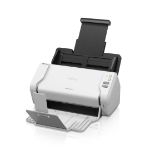 Brother ADS-2200 scanner 600 x 600 DPI ADF-scanner Zwart, Wit A4