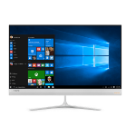 "Lenovo IdeaCentre 510S 2.3GHz i5-6200U 23"" 1920 x 1080Pixeles Pantalla táctil Plata All-in-One PC"