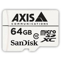Axis 5801-941 memoria flash 64 GB MicroSDXC Clase 10