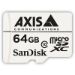 Axis 5801-941 memoria flash 64 GB MicroSDXC Clase 10