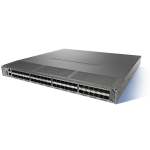 Cisco UCS-EP-MDS9148S-1 Managed network switch Gigabit Ethernet (10/100/1000) 1U Silver network switch