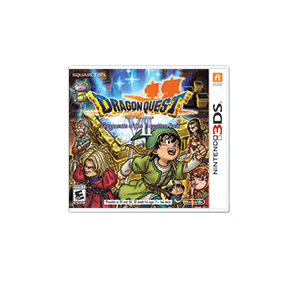 Nintendo Dragon Quest VII: Fragments of the Forgotten Past 3DS