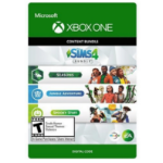 Microsoft The Sims 4 Bundle - Seasons, Jungle Adventure, Spooky Stuff Video game downloadable content (DLC) Xbox One Spanish