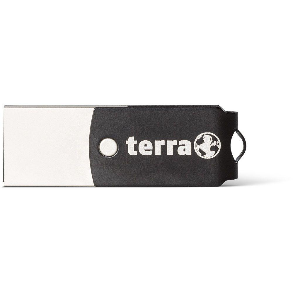 Terra Usthree A+c USB3.1 64GB 200/30 Black
