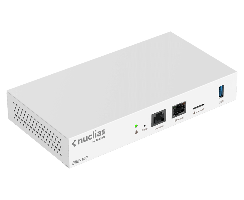 D-Link DNH-100 dispositivo de gestión de red 100 Mbit/s Ethernet