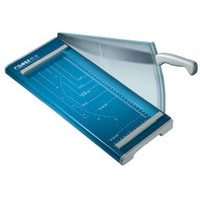 Dahle Personal Guillotine Cutting Length 340mm Capacity 8x80gsm A4 Ref 502