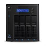 Western Digital My Cloud EX4100, 8TB NAS Desktop Ethernet LAN Black