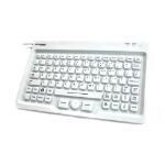 Accuratus KYBNA-SIL-MINCWH keyboard USB QWERTY English White