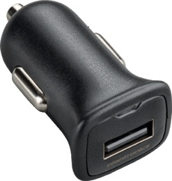 Plantronics 89110-01 Auto Black mobile device charger