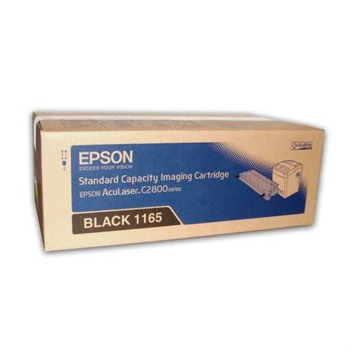 Epson C13S051165 (1165) Toner black, 3K pages