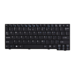 Acer KB.INT00.520 QWERTY Spanish Black keyboard